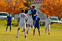 MJC Mens Soccer vs Feather River College